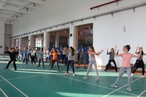tai chi college chine